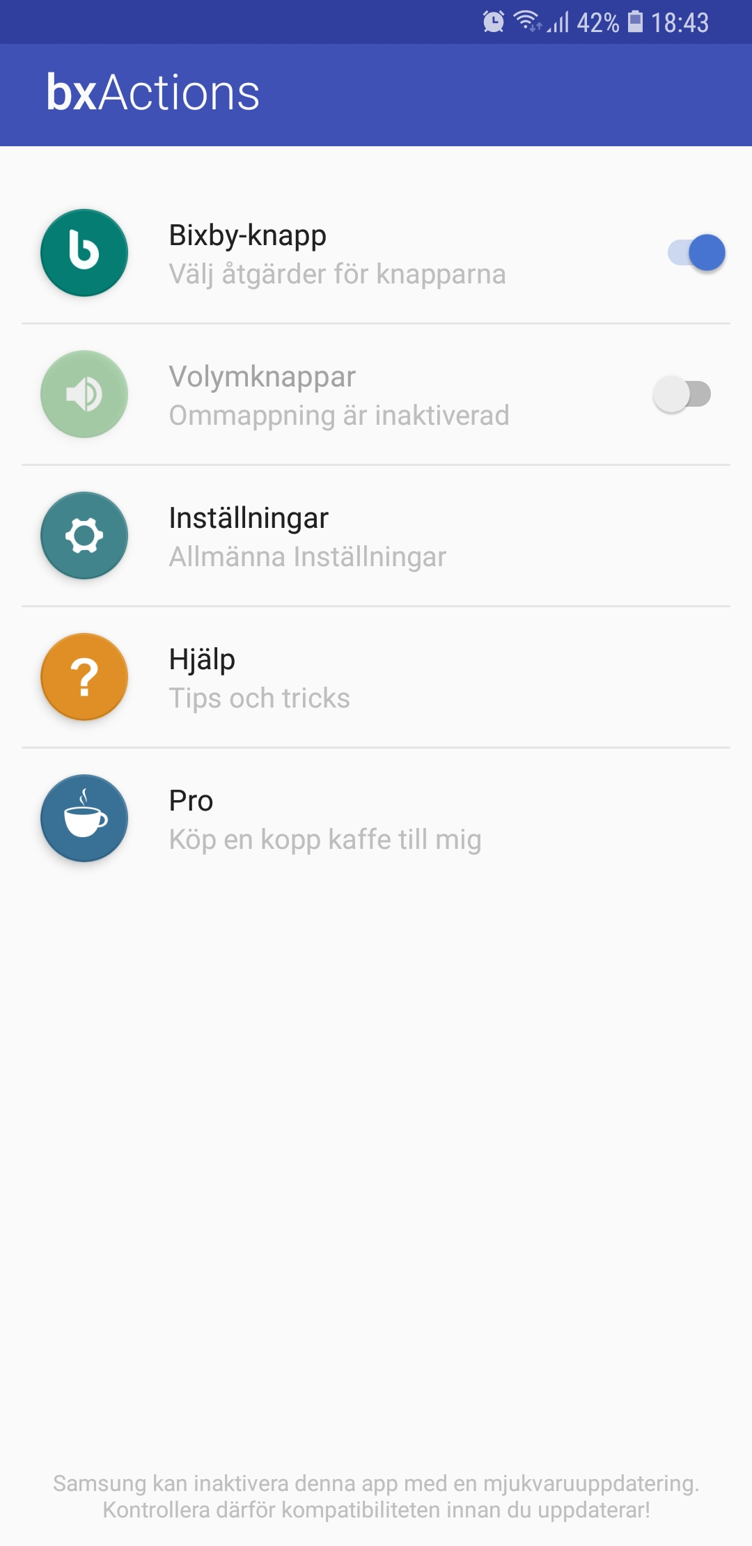 Pixelkänsla med Galaxy Note 9 utan root [Guide] | Swedroid forum