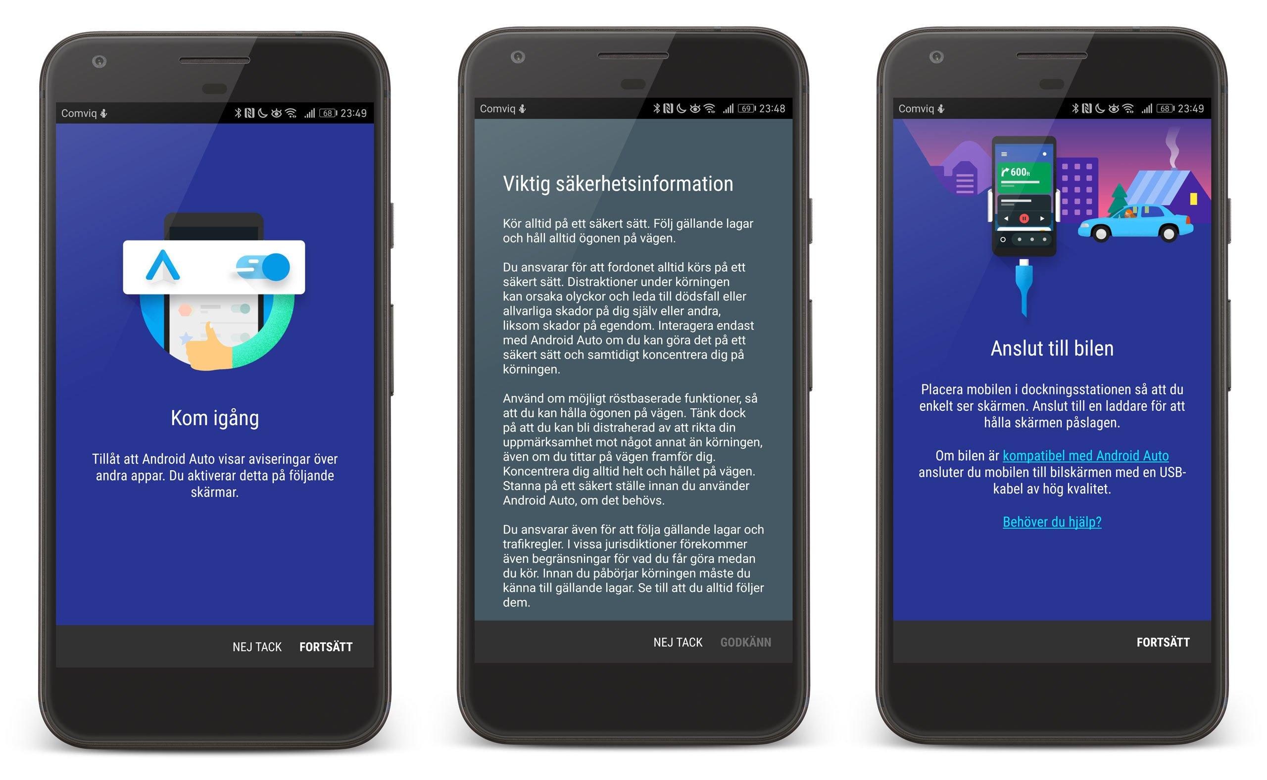 Android Auto i Sverige? | Sida 5 | Swedroid forum Nordens