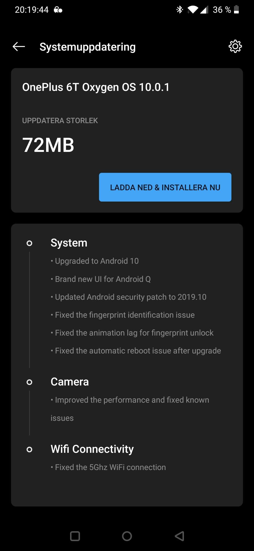 Oneplus ryggsäck | Swedroid forum Nordens största Android