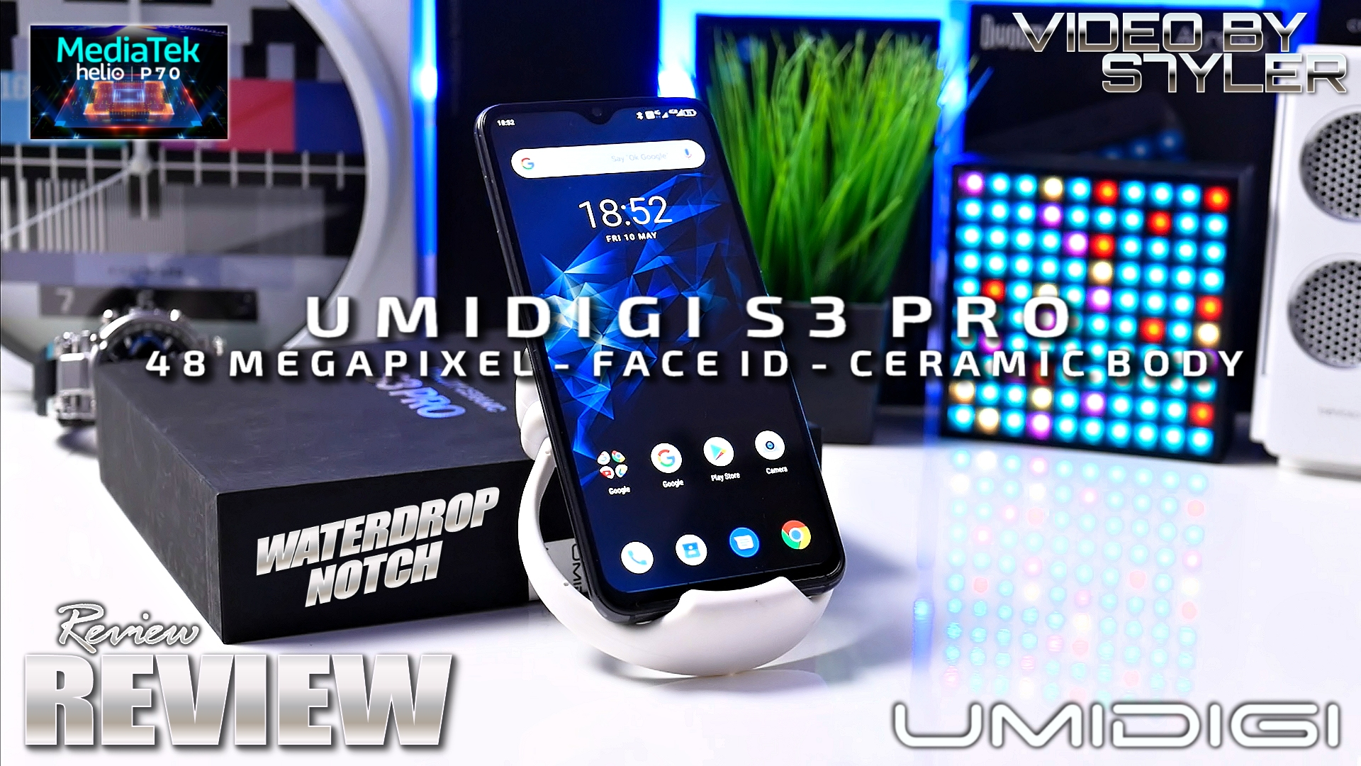 UMIDIGI S3 Pro   Informative Review   Helio P70, 48MP Camera