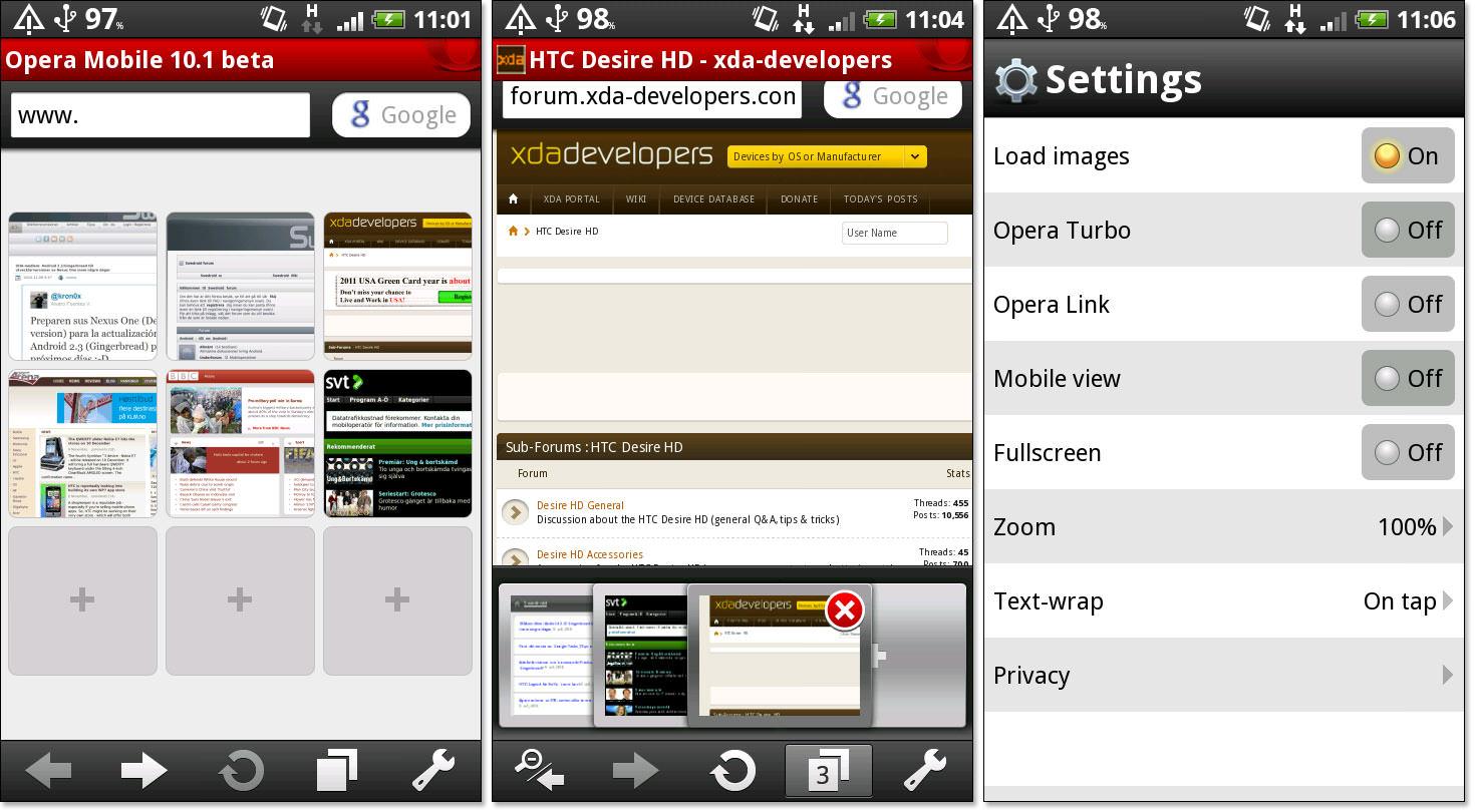 Опера Мини 12.1 Для Андроид