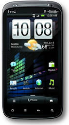 Recension av HTC Sensation