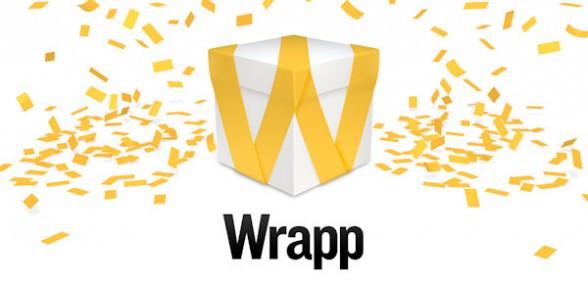 Wrapp - ett nytt sätt att ge och få digitala presentkort direkt i mobilen