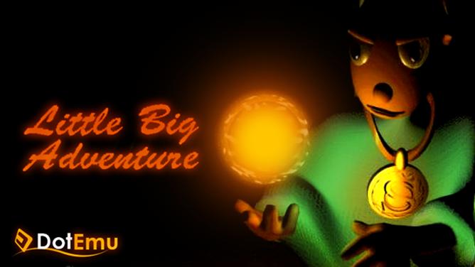 DotEmu: vi arbetar hårt på Little Big Adventure, spelet släpps så snart som möjligt