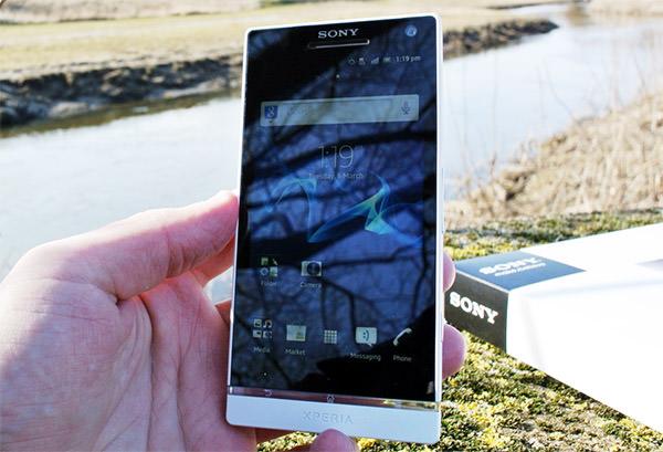 Sony Xperia S (samt Acro S och Xperia SL) erhåller uppdatering
