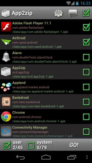 App2Zip_screenshot