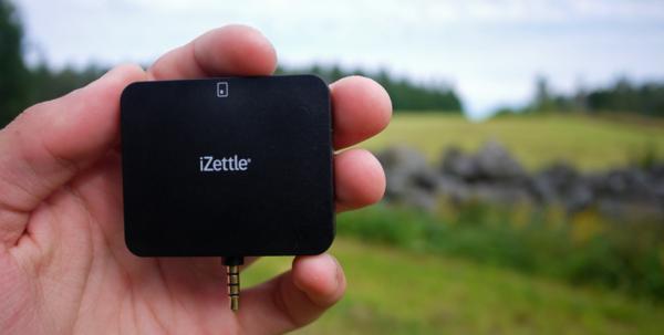 Swedroid testar iZettle till Android. I ... 39fe639062f3a
