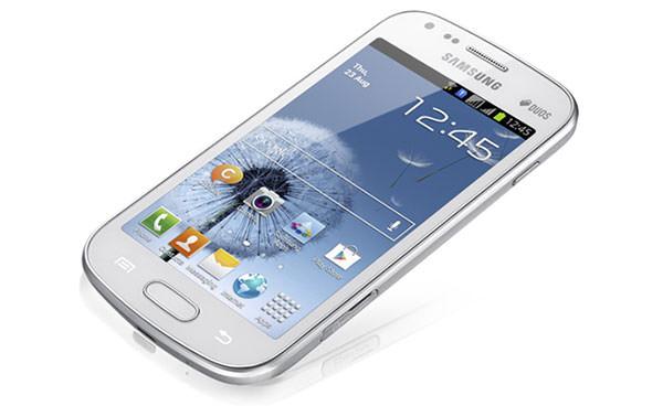 Samsung Galaxy S Duos, promo