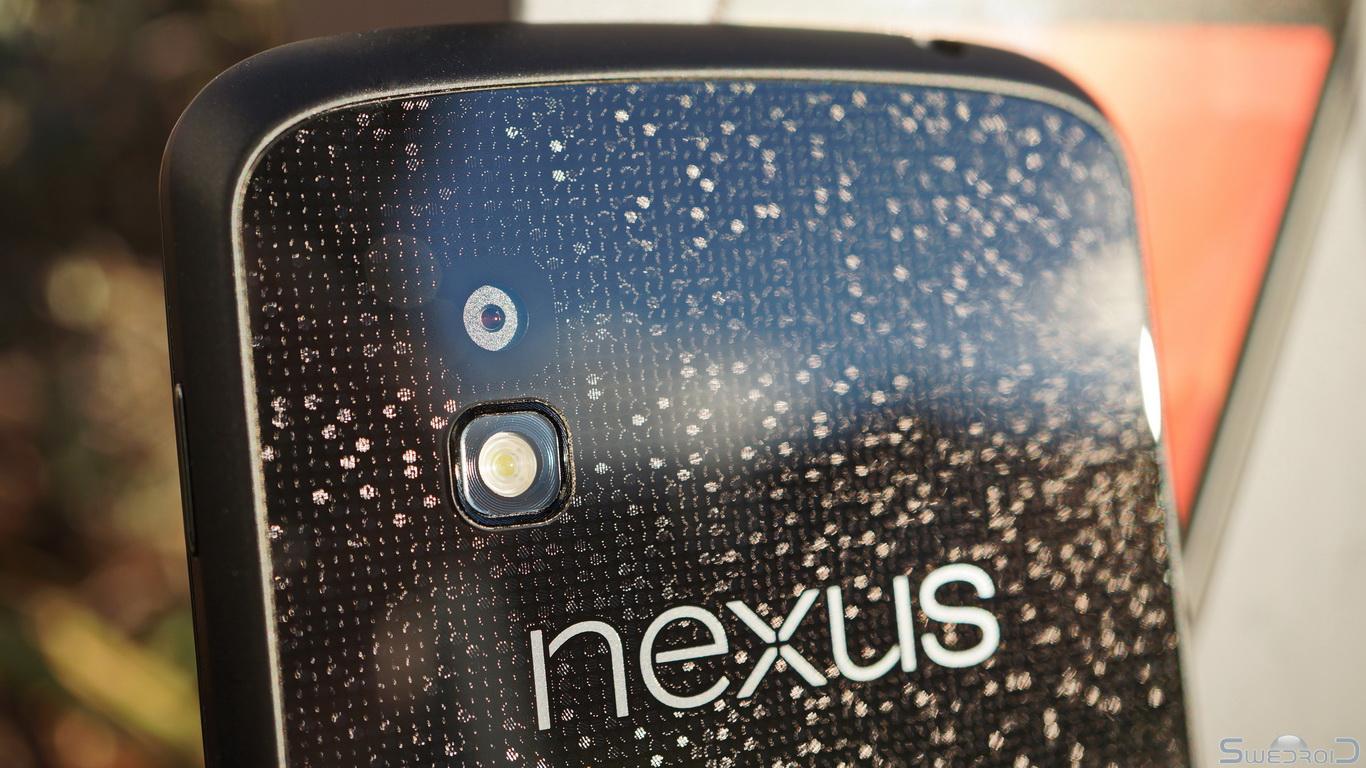 Android 4.4 KitKat anländer till svenska Nexus 4 som OTA-uppdatering