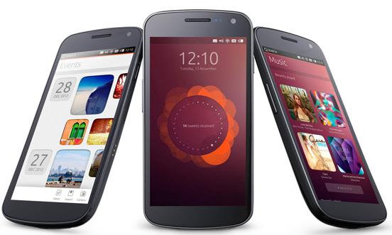 Nu går Ubuntu att ladda hem för de fyra senaste Nexus-enheterna