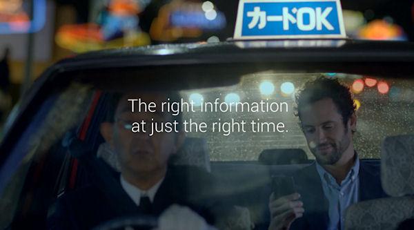 Officiella Nexus-kanalen publicerar ny reklamfilm för Nexus 4 och Google Now