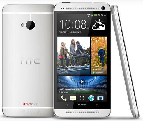 HTC presenterar Full HD-mobilen One i London – officiella bilder och specifikationer