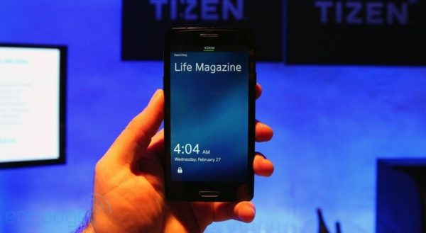 Linux-baserade mobilplattformen Tizen 2.0 visas upp under MWC [Video]
