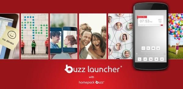 Buzz Launcher – proffsig ny hemskärmsapp med avancerat temastöd