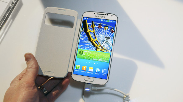 Hands-on med Samsung Galaxy S4