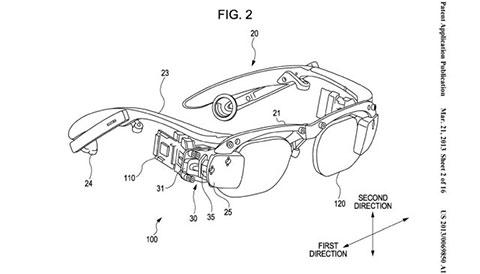 Utvecklar Sony smarta glasögon? [Notis]