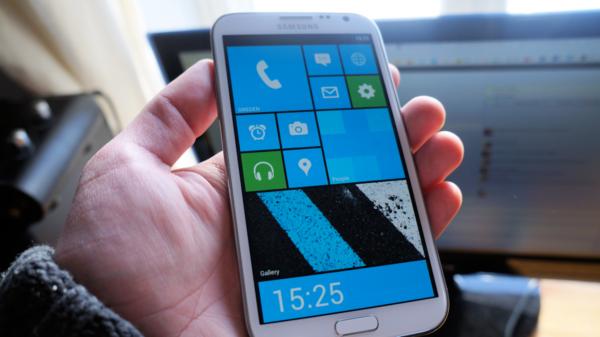 Launcher 8 – den mest snarlika Windows Phone 8-hemskärmen hittills?