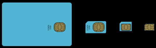 Genom billig adapter klarar du dig med ett enda SIM-kort