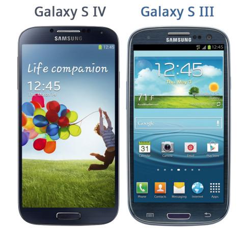 Samsung: äldre flaggskepp ska få så många av finesserna i Galaxy S4 som möjligt
