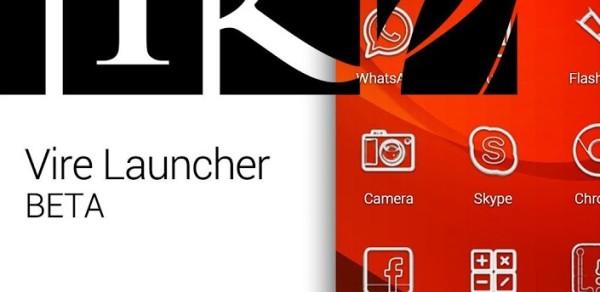 Vire Launcher – gratis hemskärmsersättare med 3D-effekter och bra flyt