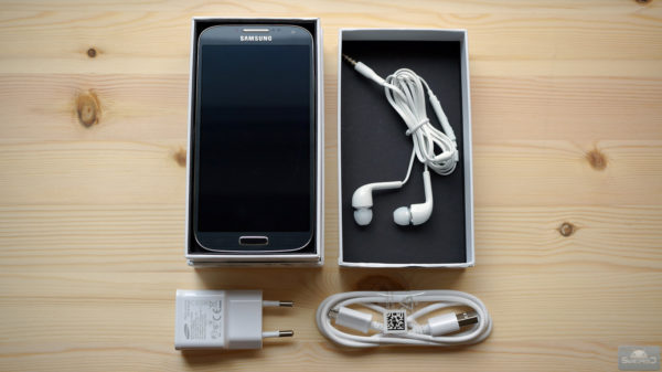 samsung galaxy s4 unbox