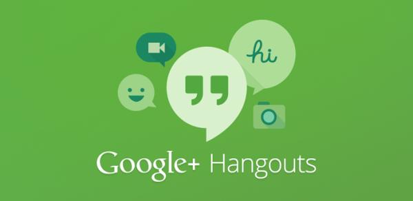 Googles meddelandeapp Hangouts får nya finesser
