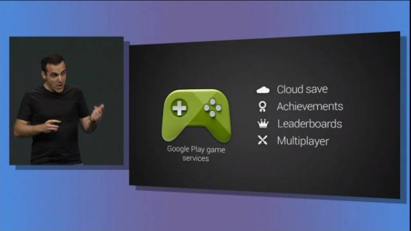 Play Game Services ger Android topplistor, multiplayer och molnlagring för spel [I/O 2013]