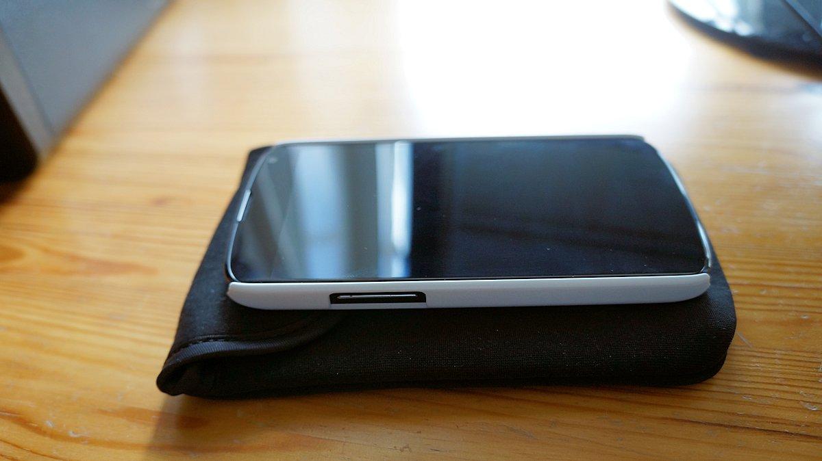 Krusell E960 - ett bra skal för LG Nexus 4 [Tillbehörstips] - Swedroid