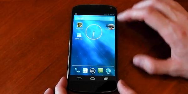 Halo – Paranoid Androids tackling av aviseringar