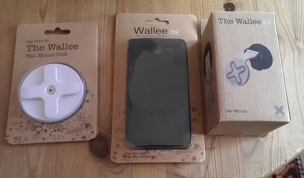 The Wallee! och Wallee M – anpassningsbara fodral