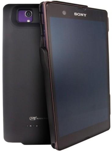 Mugen Power presenterar 3000mAh-batteri för Sony Xperia Z
