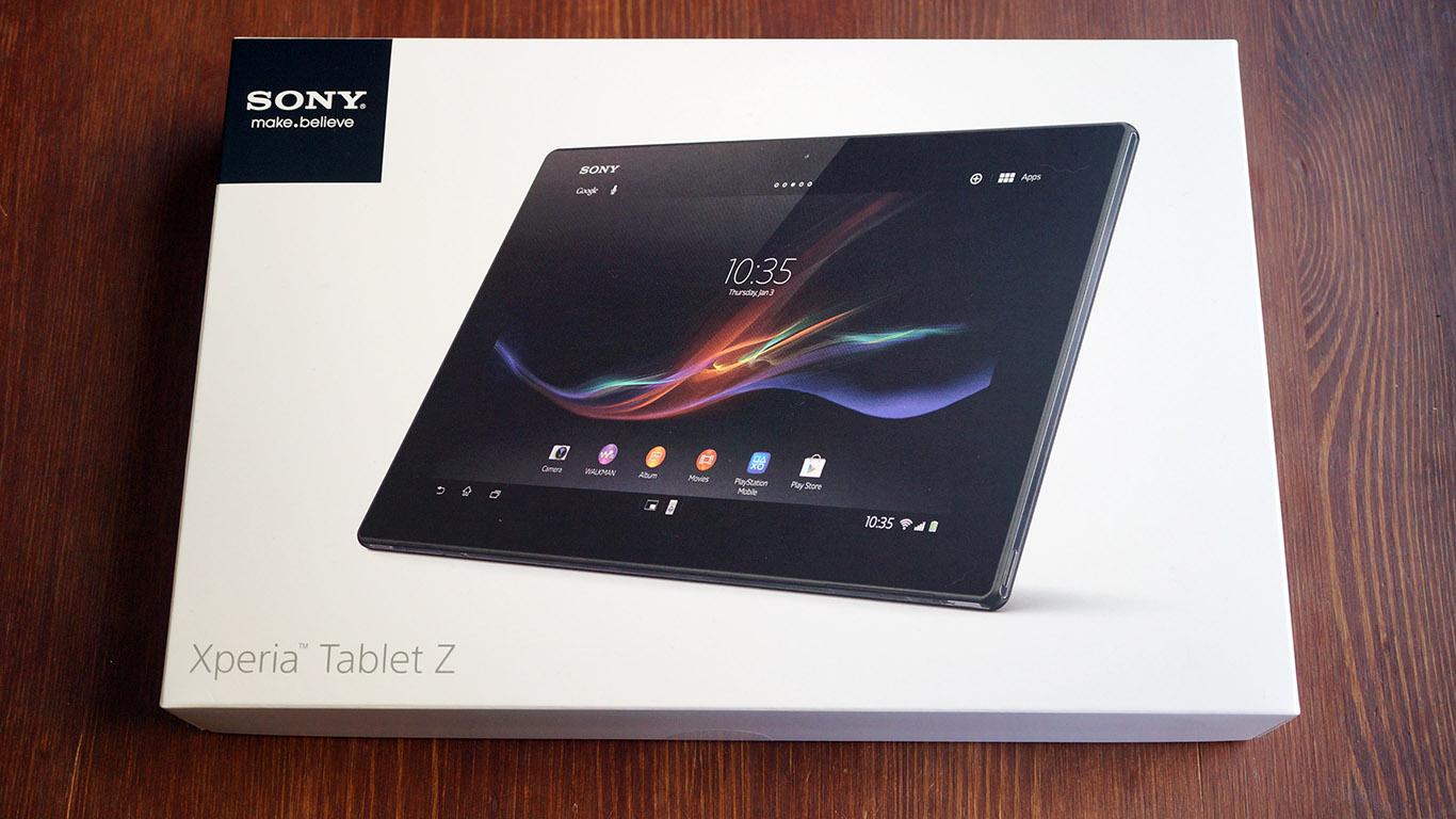 Sony Xperia Tablet Z [Recension]