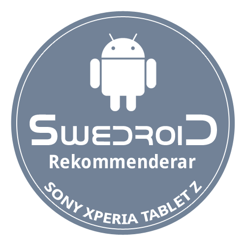 swedroid-rekommenderar-sony-xperia-tablet-z