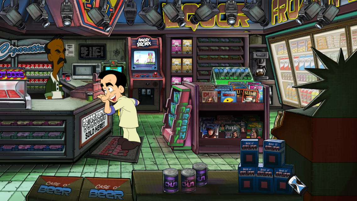 leisure suit larry vga: