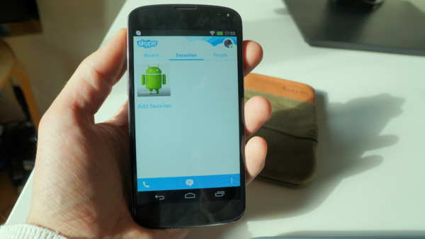 Helt nya Skype sägs vara snabbare och enklare, finns nu i Play Store