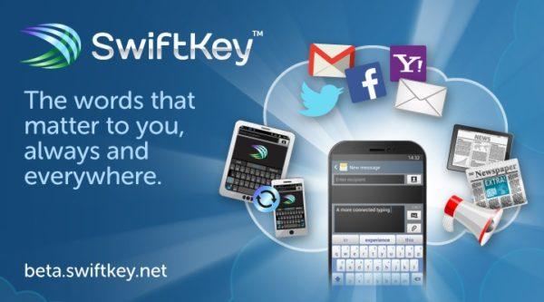 SwiftKey kommer få emojistöd och rad för siffror