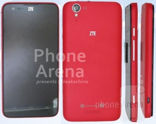 Är detta ZTE U988S, världens första Tegra 4-telefon?