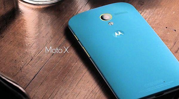 Första Motorola Moto X kan snart få Lollipop