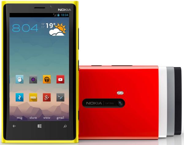 Kommer vi få se påkostad Nokia Lumia-telefon som kör Android?