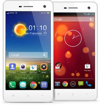 Oppo presenterar mobilen R819 – väger bara 110g