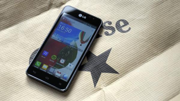 En närmare titt på LG Optimus F5