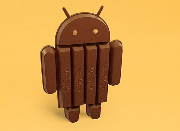 KitKat går nu att installera manuellt för Nexus-enheterna