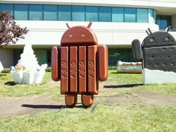 Nestlé anger oktober som releasedatum för Android 4.4 KitKat