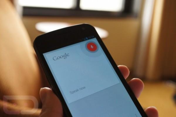Ännu en video visar hur Googles röstsökning kan användas