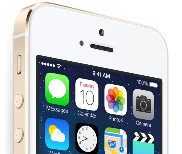 Apple presenterar Iphone 5s och Iphone 5c [Konkurrensen]