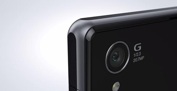 Promovideo för Sonys nya toppmodell Xperia Z1
