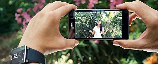 Ny reklamfilm för Sony Xperia Z1