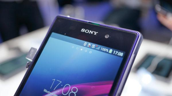 Vi provar Sonys nya flaggskepp Xperia Z1 Honami