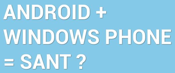"""Microsoft vill att HTC ska """"köra Windows Phone på Androidtelefoner"""", enligt Bloomberg"""