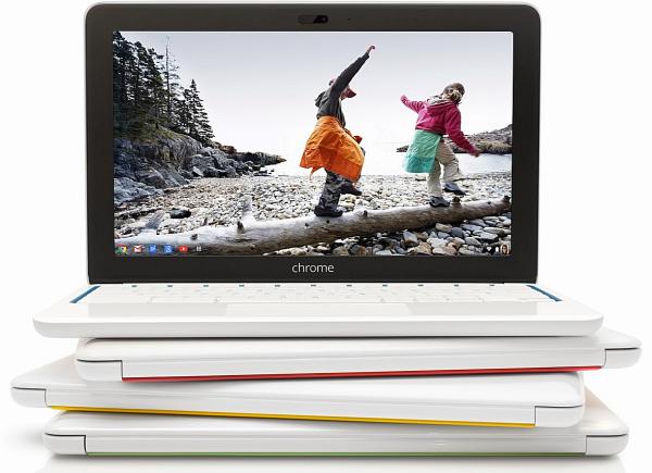 Chromebook-leveranserna ökar med 67%, Acer leder marknaden